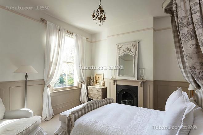 面积116平别墅北欧装修实景图片欣赏