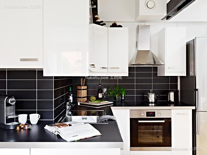北欧厨房装修