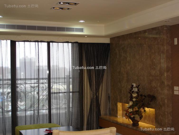装修室内窗帘欣赏