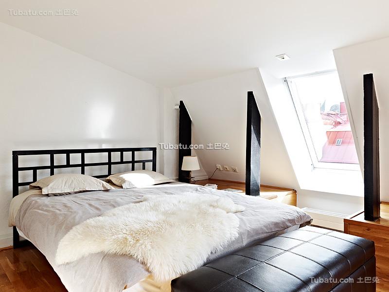 北欧简约一居室装修