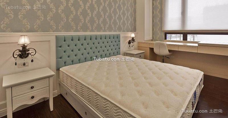 北欧时尚卧室欣赏