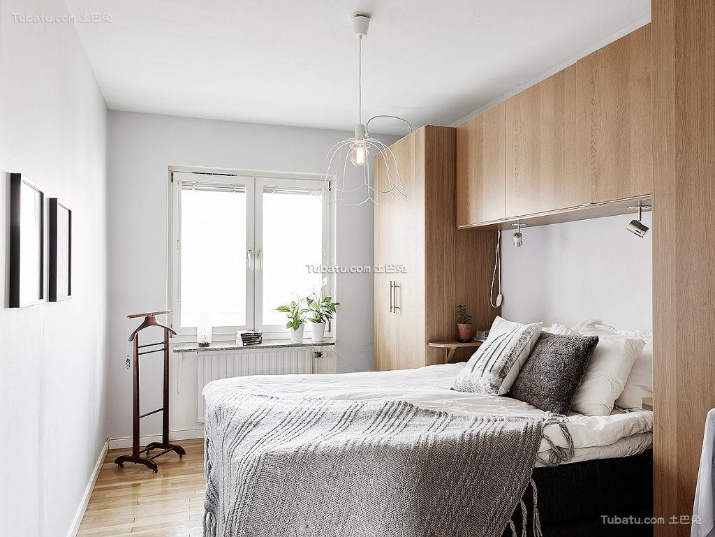 北欧风格卧室家居搭配装修