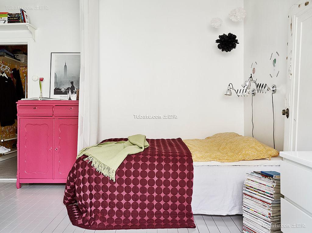 宜家风格卧室家居装修