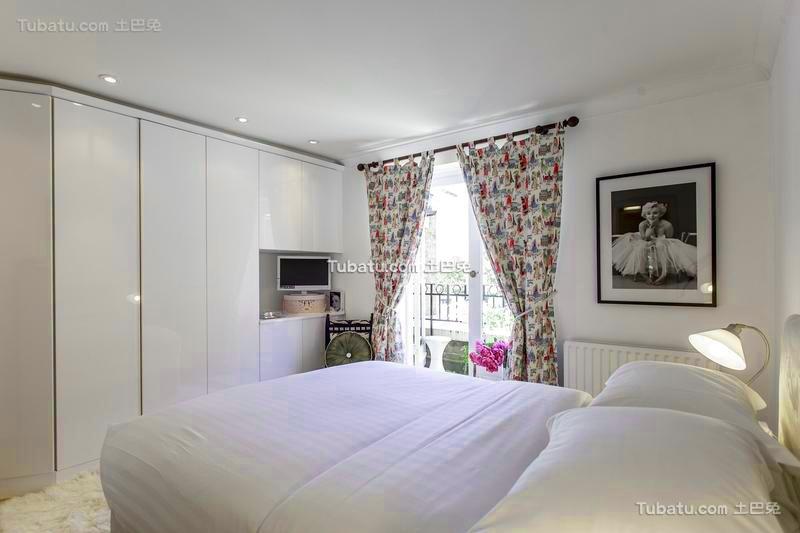 卧室北欧风格装修