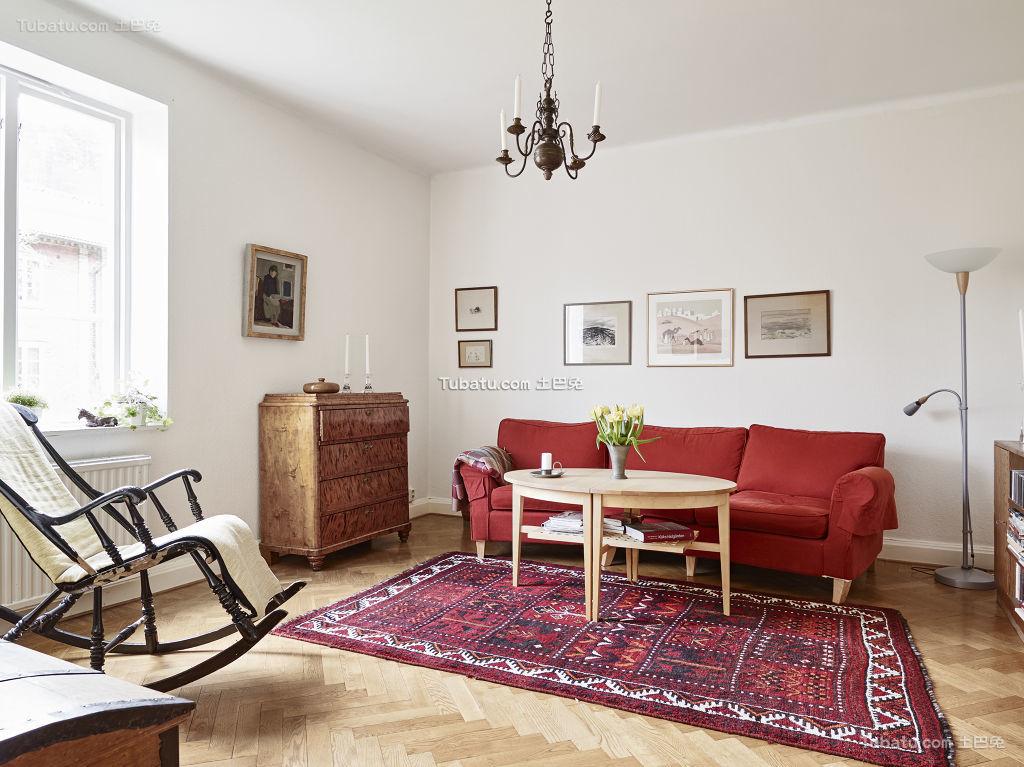 小户型家居北欧风格装修效果图