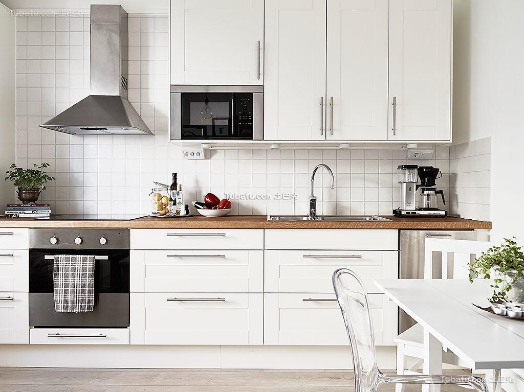 厨房家居北欧风格装修效果图