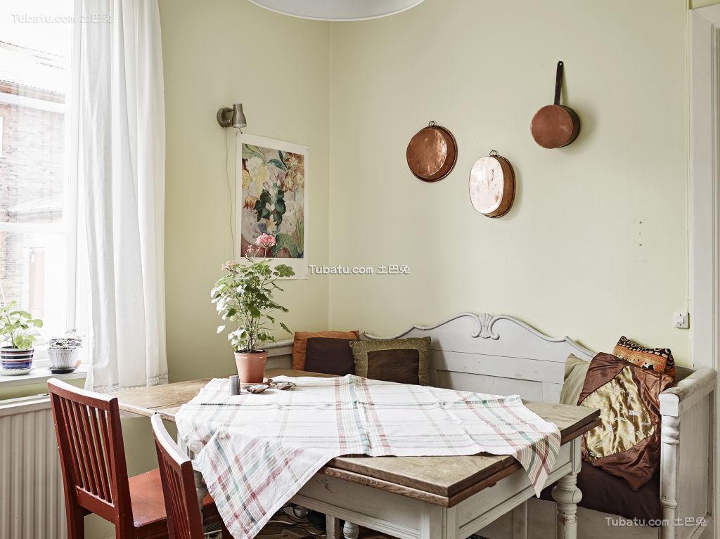 餐厅装修北欧风格展示