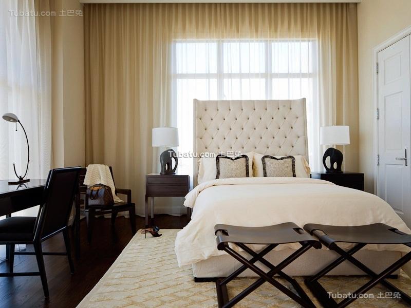 现代简约时尚卧室装修