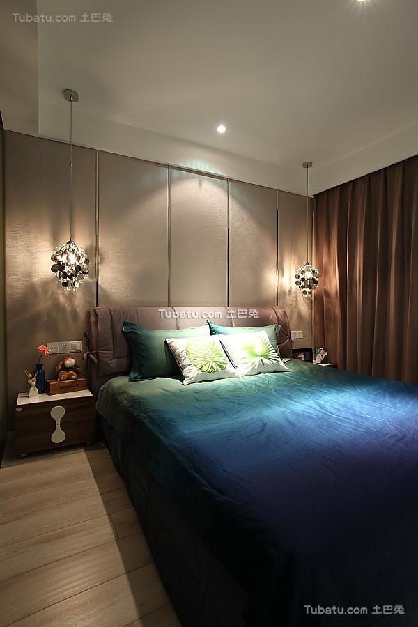 时尚精致现代卧室装修