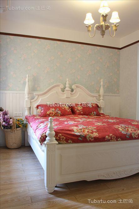纯美地中海家居卧室装修