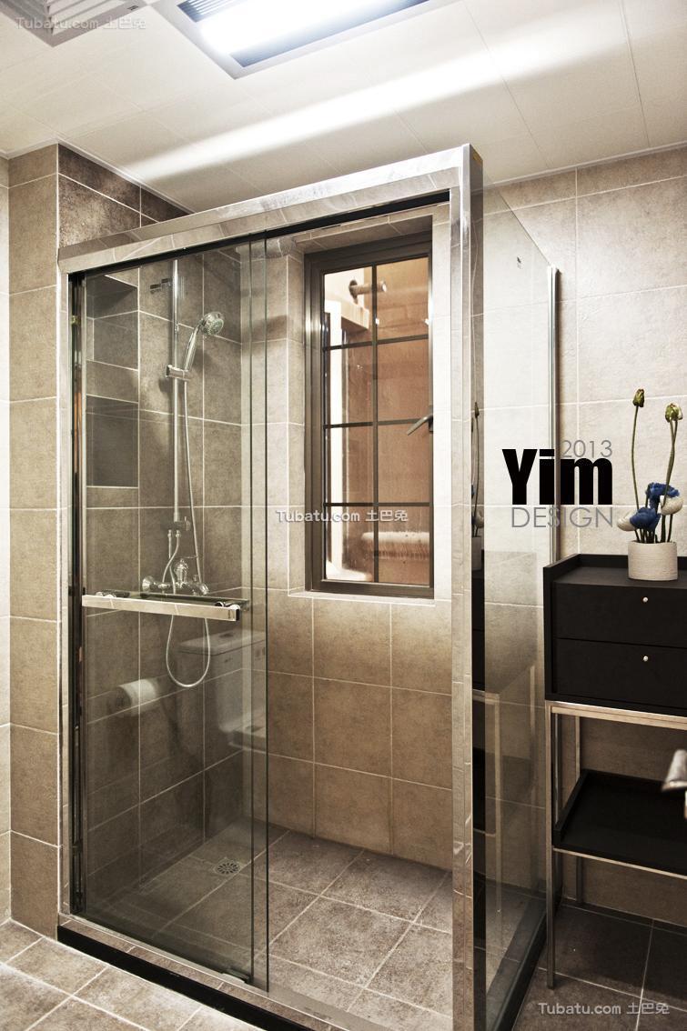 现代都市风家居浴室装修