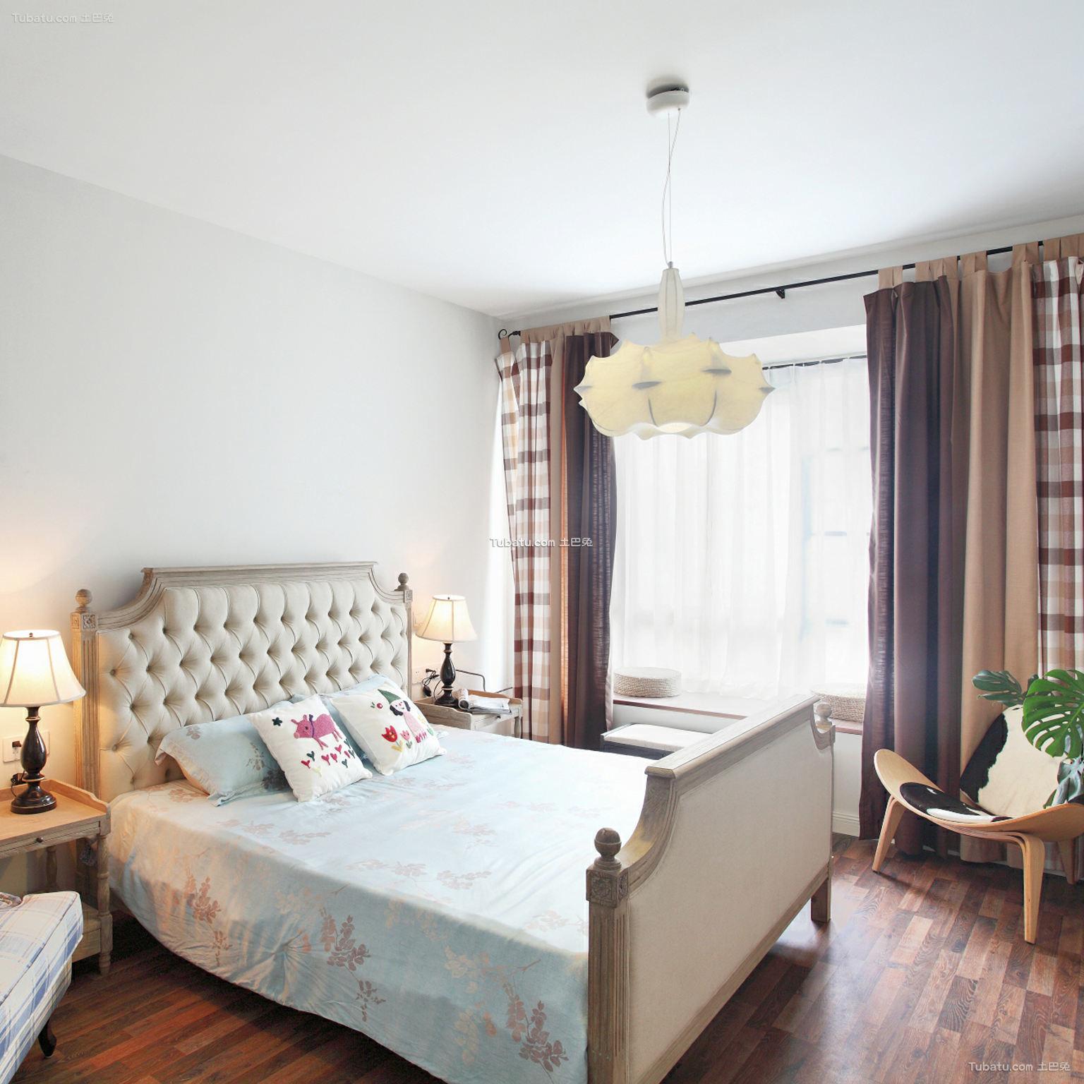 个性地中海卧室装修案例