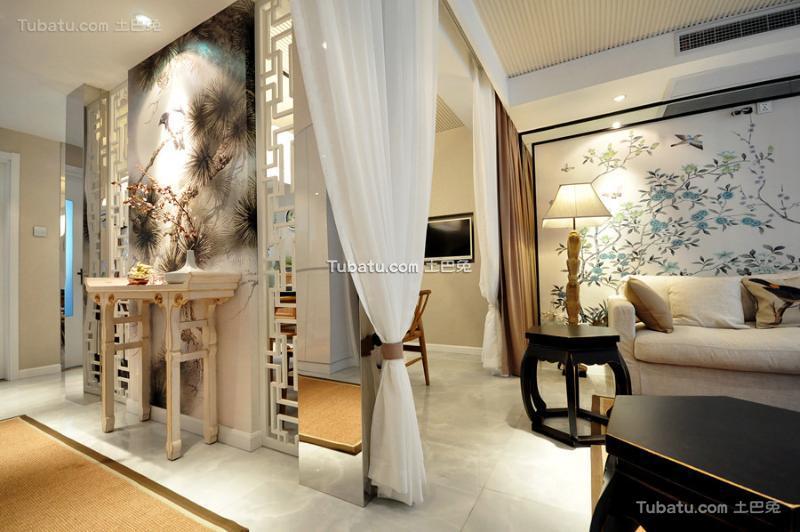 禅意新中式居室装修