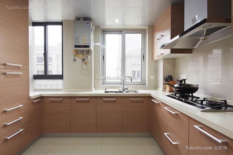 现代简约厨房家居装修