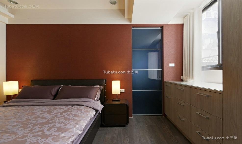 家庭设计卧室欣赏
