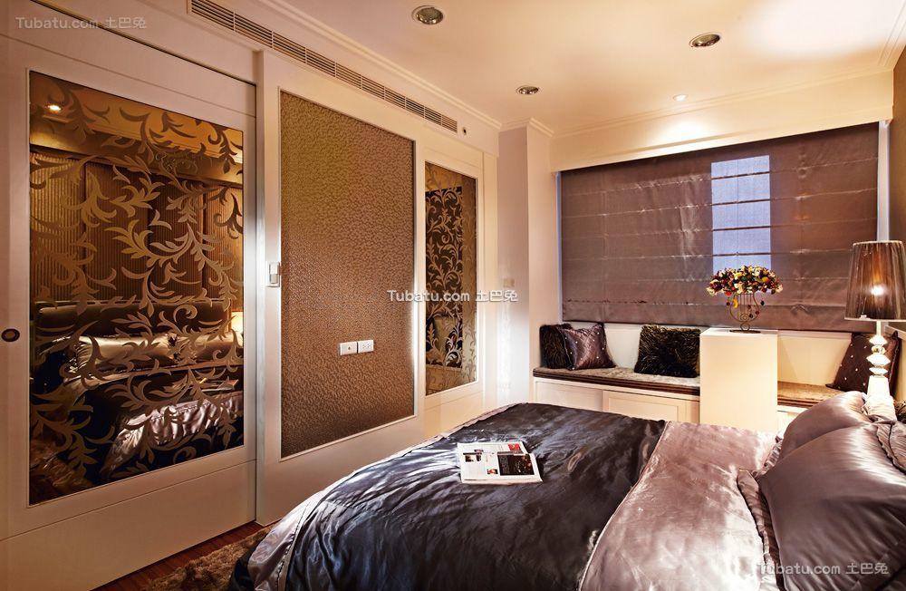 美式时尚卧室大全