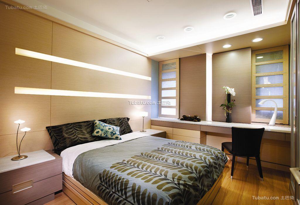 美式高档卧室设计