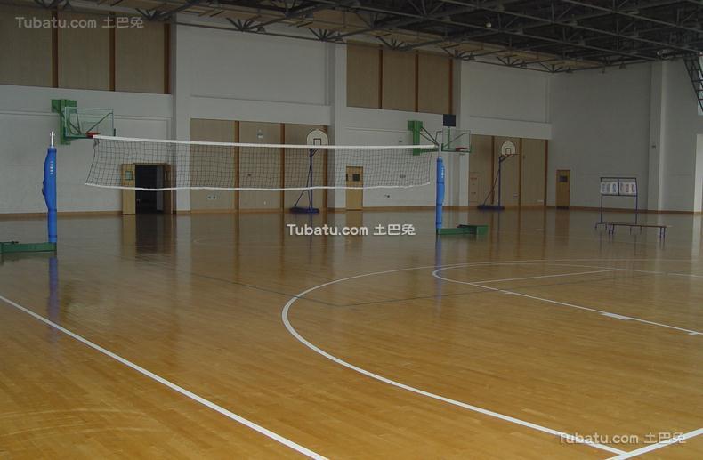 体育馆布置设计室内图片