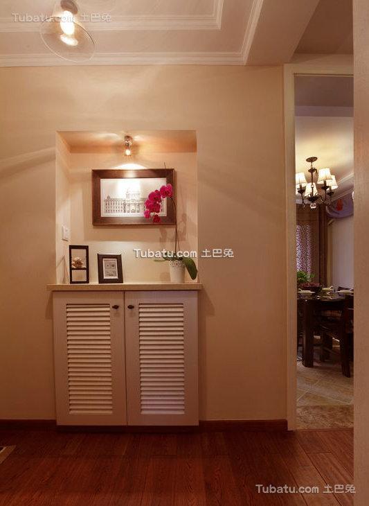 家装小玄关图片欣赏