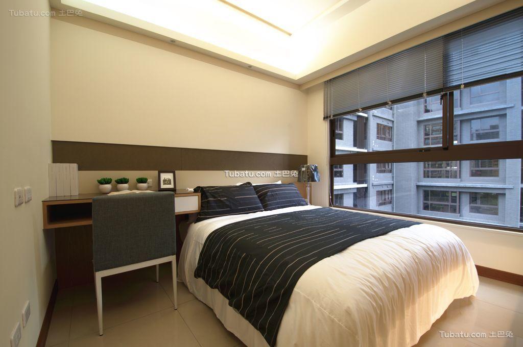 现代卧室简约风格