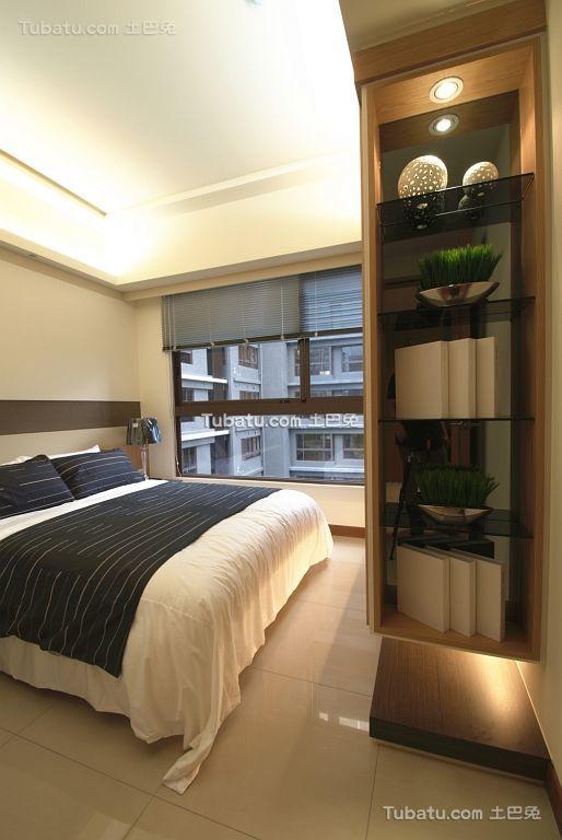 卧室壁龛图片