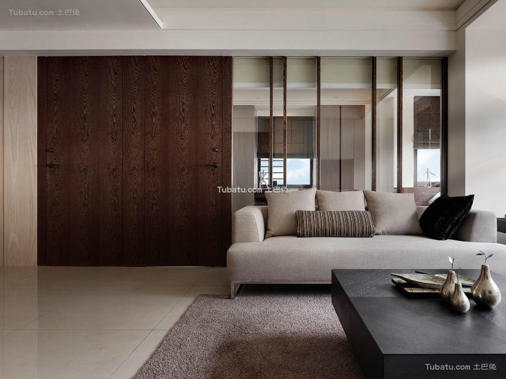 现代设计小客厅大全