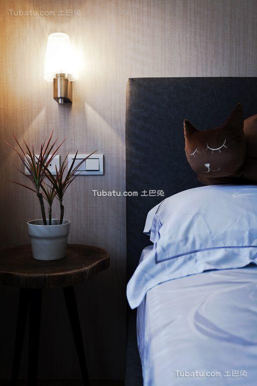 现代设计卧室墙壁灯