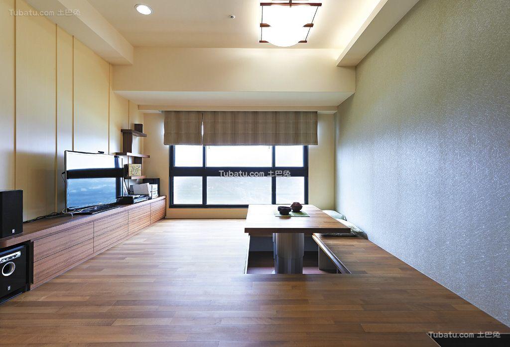 日式榻榻米房间装修
