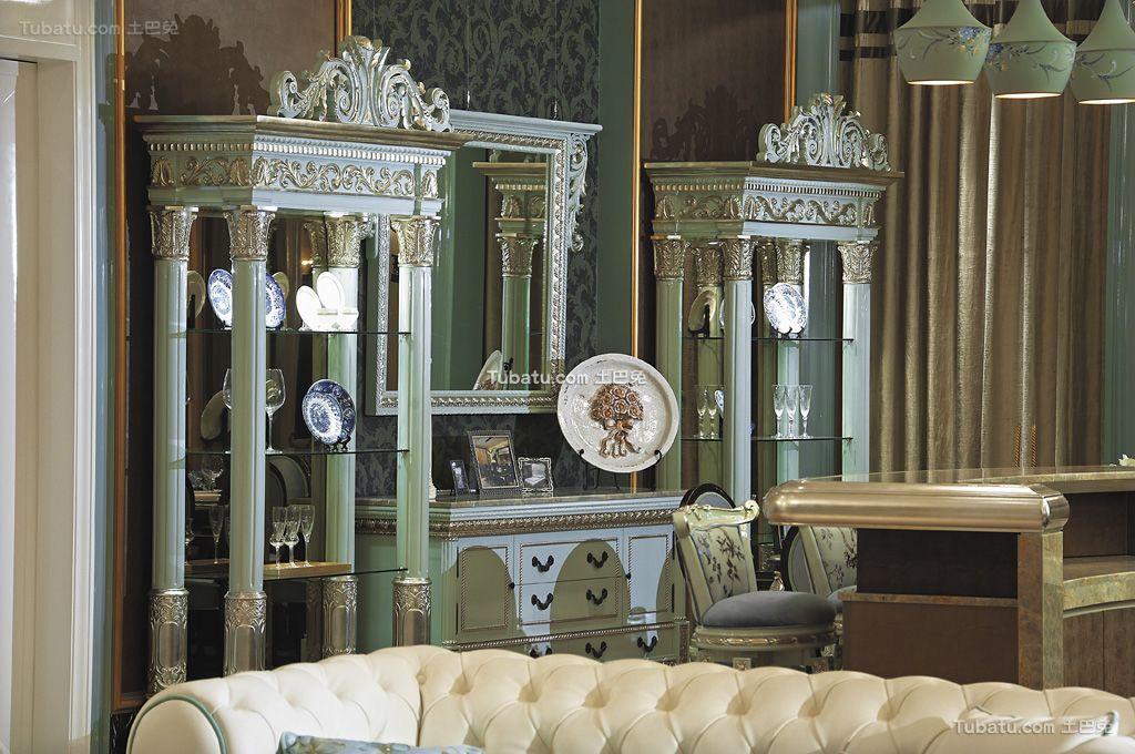 法式室内家具装修图