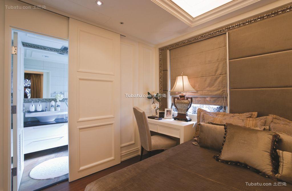 美式风格卧室灯