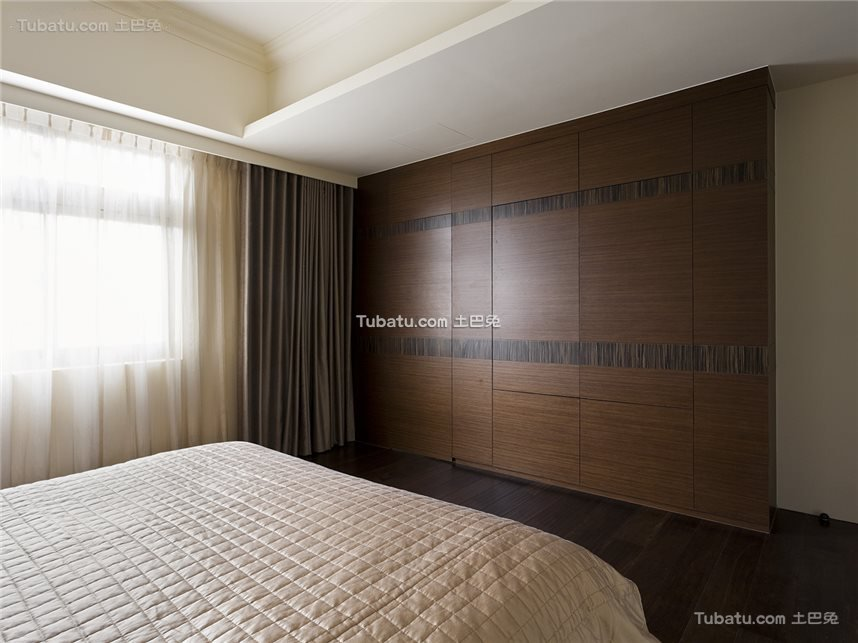 美式卧室设计效果图片