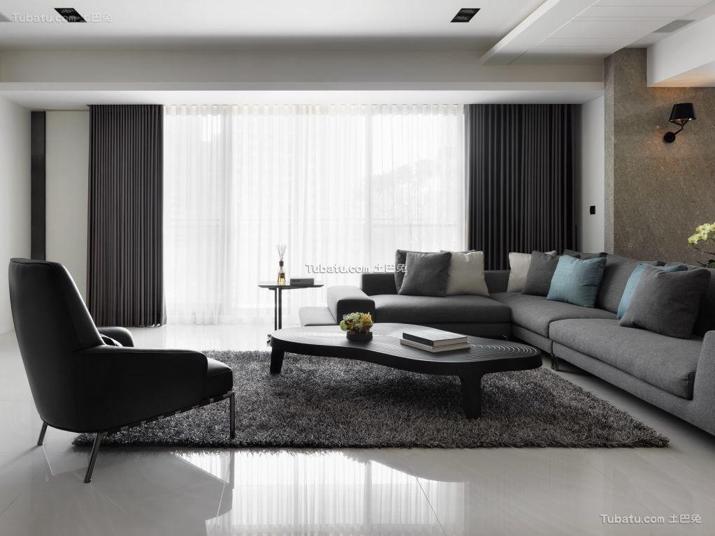 宜家风高级公寓室内效果图
