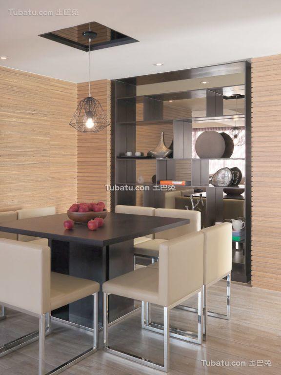 家居设计最新餐厅