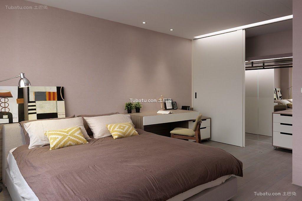休闲现代卧室装修
