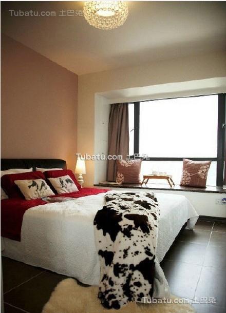 现代风格卧室装修大全