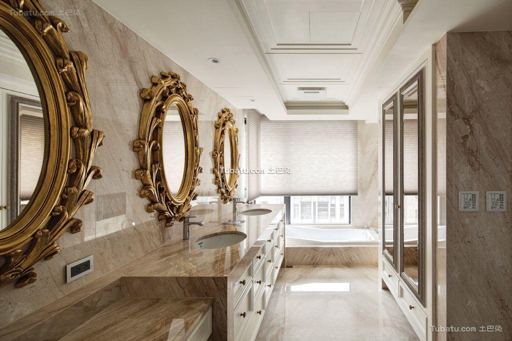 新古典卫生间装饰设计