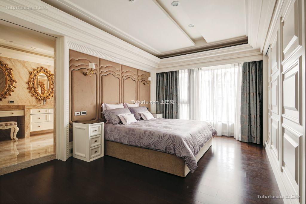 现代卧室精致设计装修