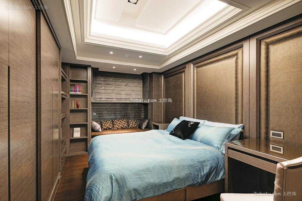 现代精致卧室设计