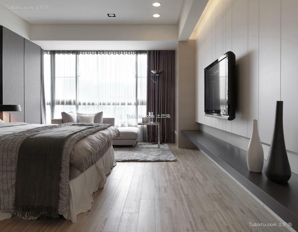 美式风格卧室家居效果图片