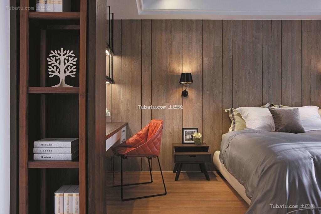 后现代卧室墙壁灯图