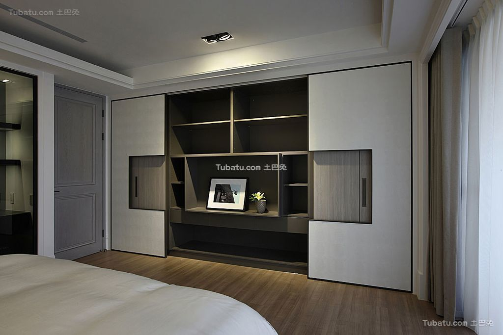 家居设计卧室样板间大全