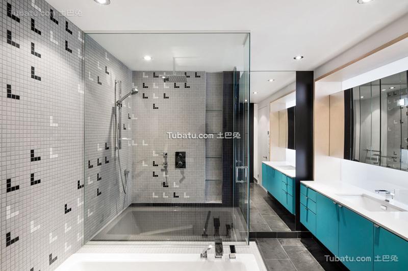 精致简约卫生间设计