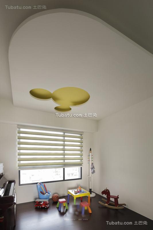 简约设计最新吊顶欣赏
