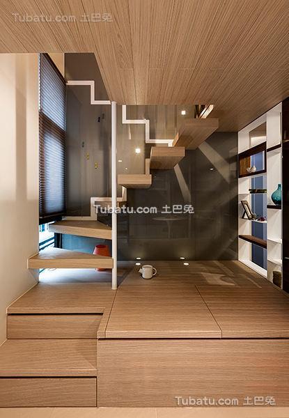 家居设计室内创意楼梯
