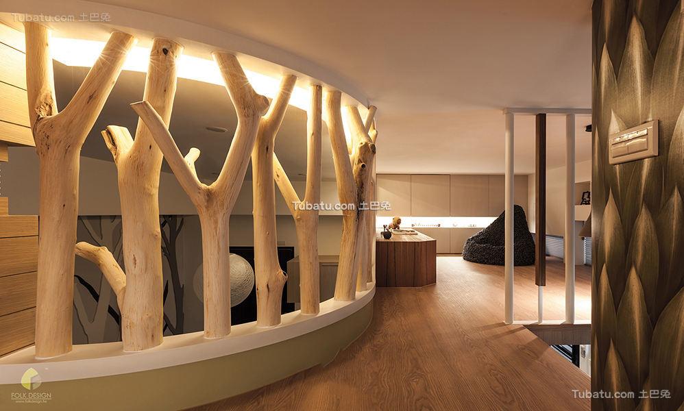 家居室内设计创意隔断欣赏大全