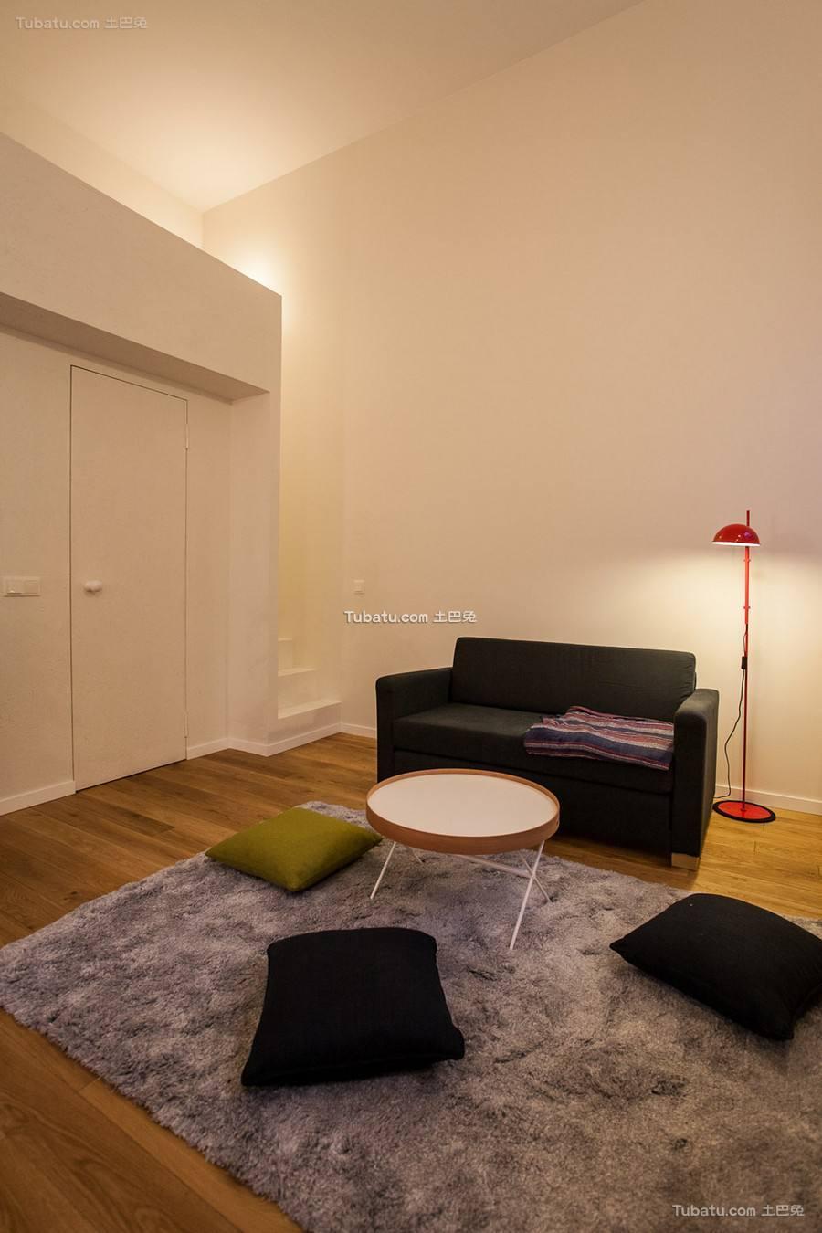 现代客厅家装布置