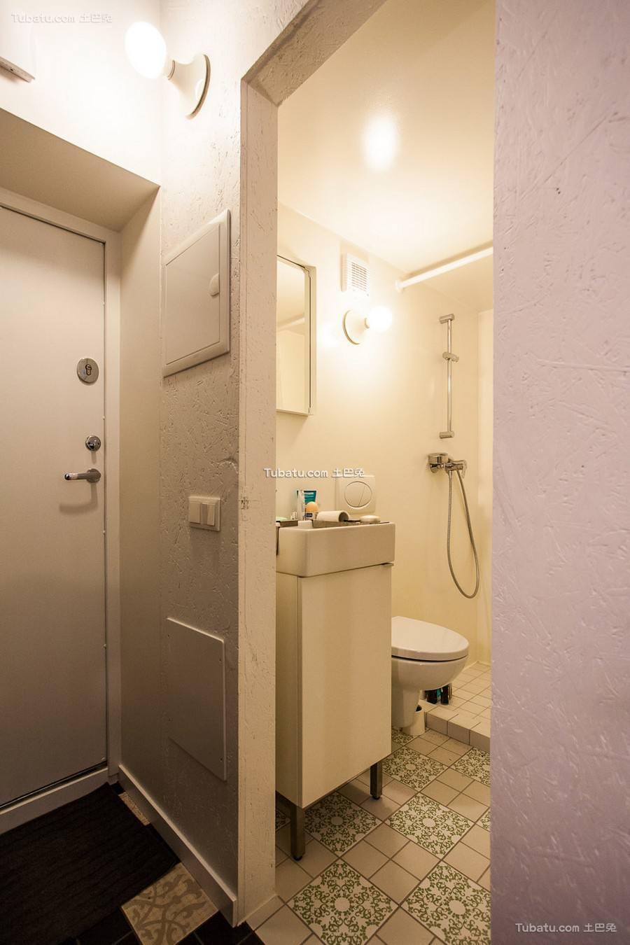 家装现代卫生间设计