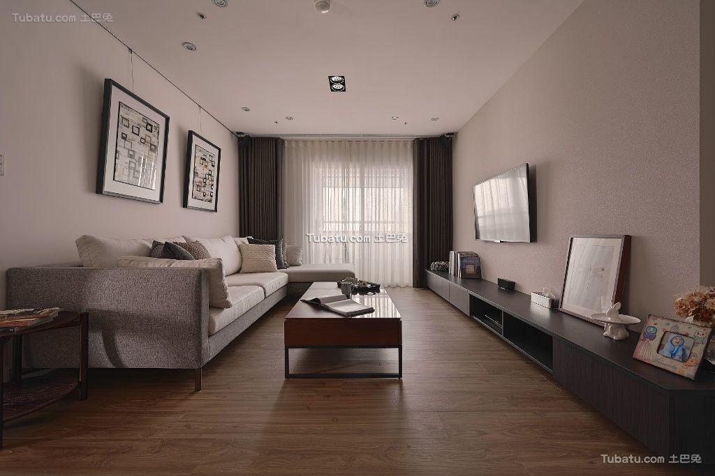 家装客厅欣赏