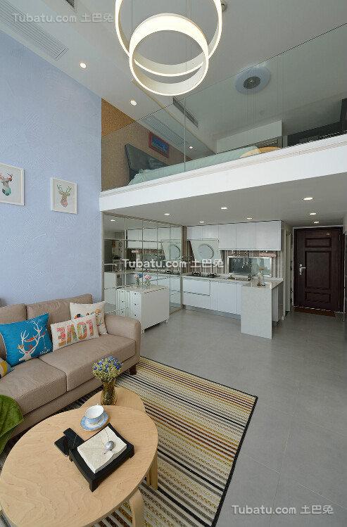现代loft家居设计