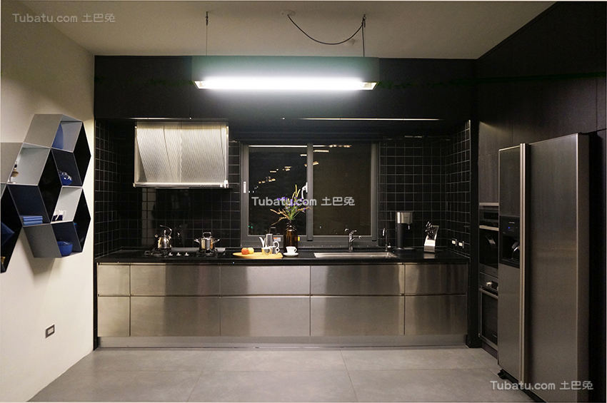 摩登现代厨房设计装修